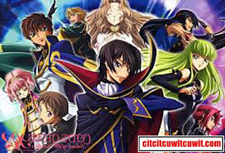 code geass anime terbaik sepanjang masa nomor 12