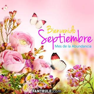 imagenes bienvenido septiembre frases