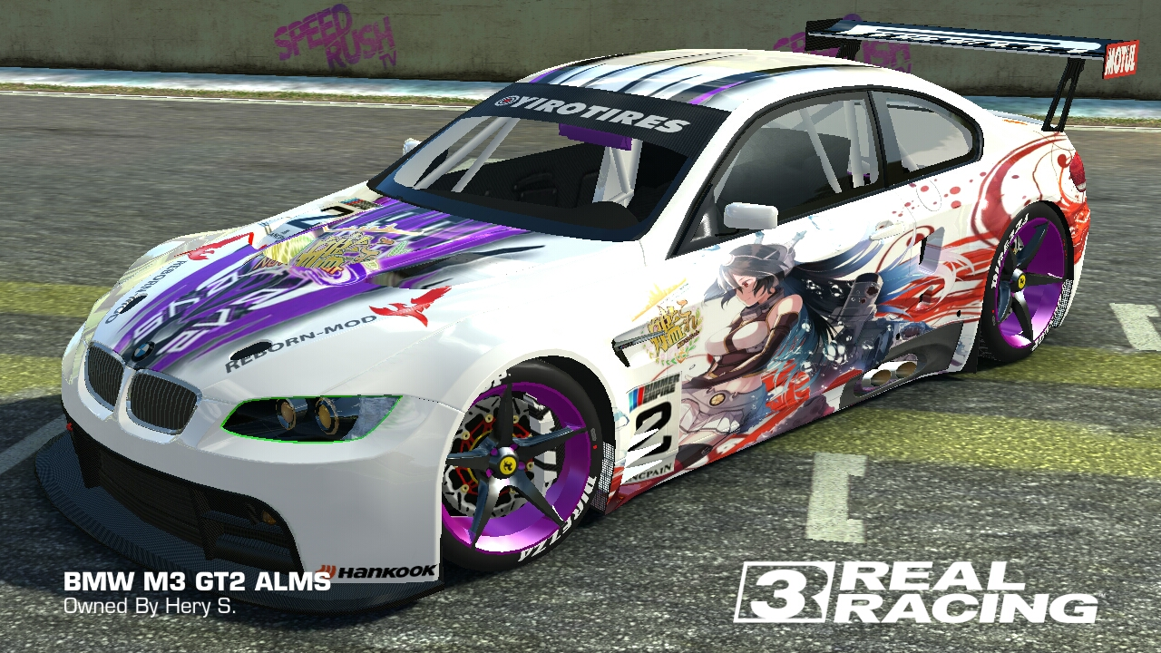 Download livery real racing 3