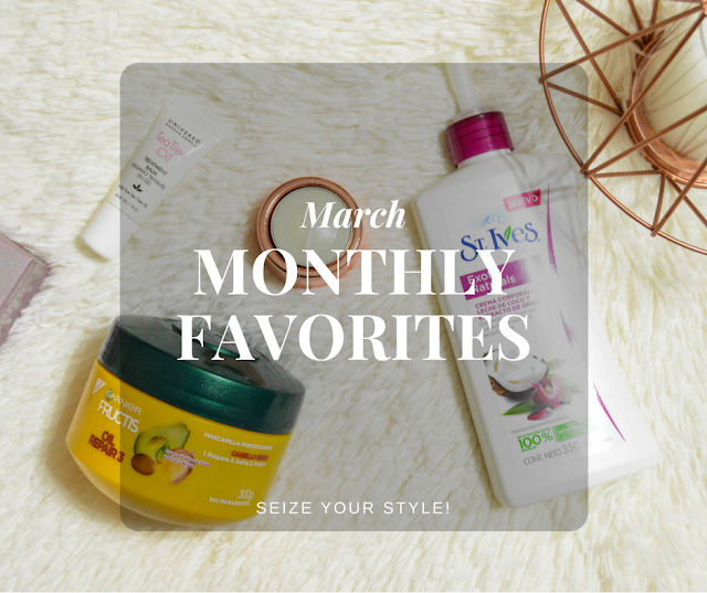 Monthly Favorites March