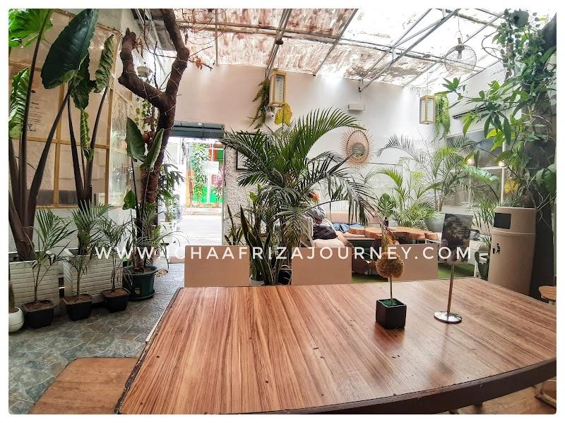 Review : Mark Trees Cafe Makassar