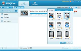 مراجعة برنامج التحميل Wondershare AllMyTube