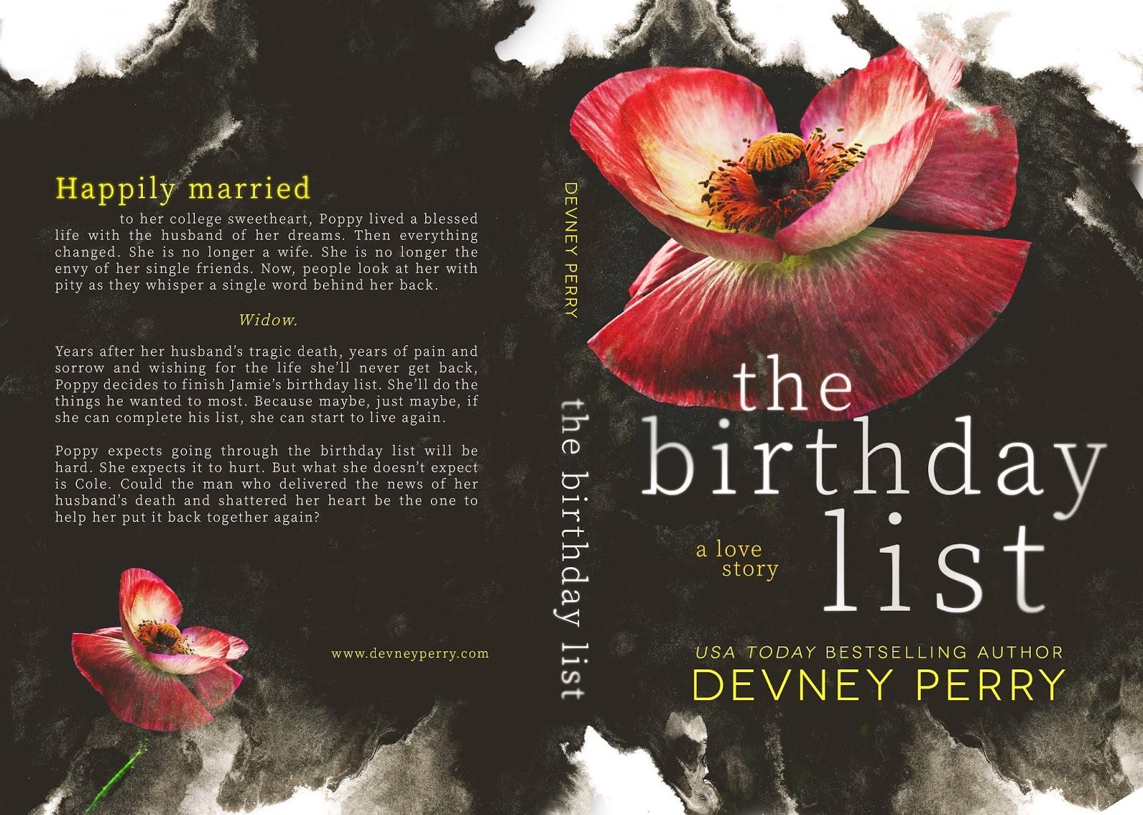 Devney Perry: The Birthday List