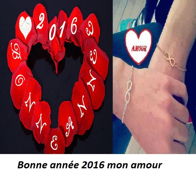 Poème De Bonne Année 2017 Pour Les Amoureaux Mot Damour