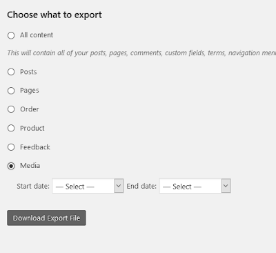 Script για να κατεβάσεις ολόκληρο το Media Library από το WordPress.com 2