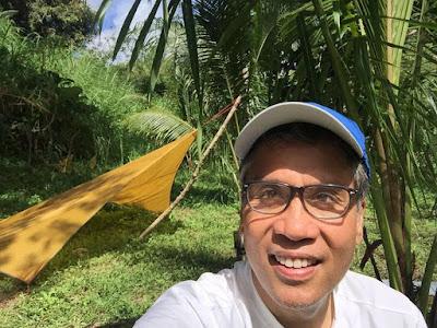 Kinalimutan Magdala ng Pagkain sa Camping Trip ni Dating Presidential Candidate na si Mar Roxas,