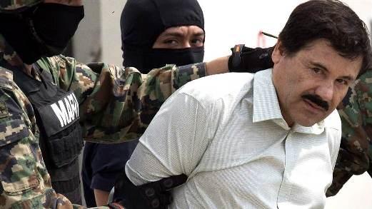 เอล ชาโป (El Chapo) ราชายาเสพติดโลก