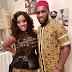 Jay-Jay Okocha Shows Up On Photos With Empress Njamah