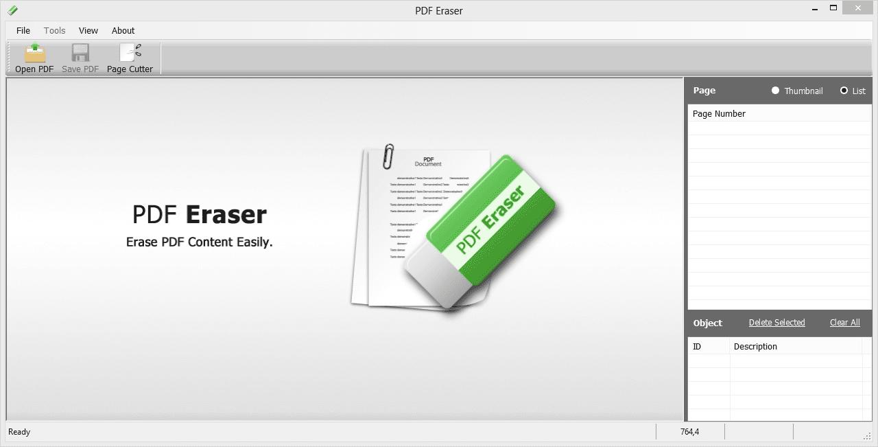 pdf eraser تحميل