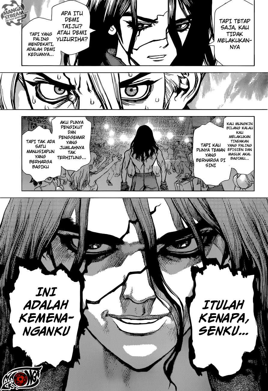 Dr.Stone Chapter 09-11