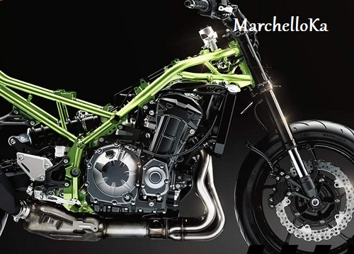 Kawasaki Z 900 Design Review