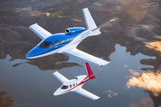 Cirrus Aircraft la Generación 2 de Visión JET