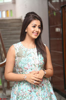 Nikki Galrani at Prema leela pelli gola trailer Launch ~  Exclusive 020.JPG