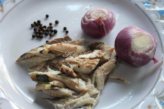 Masak Lemak Putih Petola Versi Kelantan