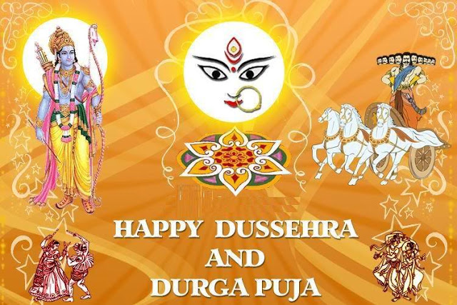Happy Dussehra Messages Images