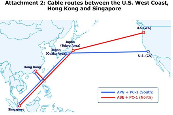 Tuyến Cáp Quang Biển APG Dung Lượng 54Tbps Sắp Đi Vào Hoạt Động 1
