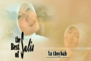Lirik Lagu Ya Thoybah - Sulis