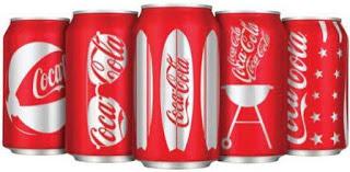 15 Kemasan Coca-Cola Paling Unik di Dunia