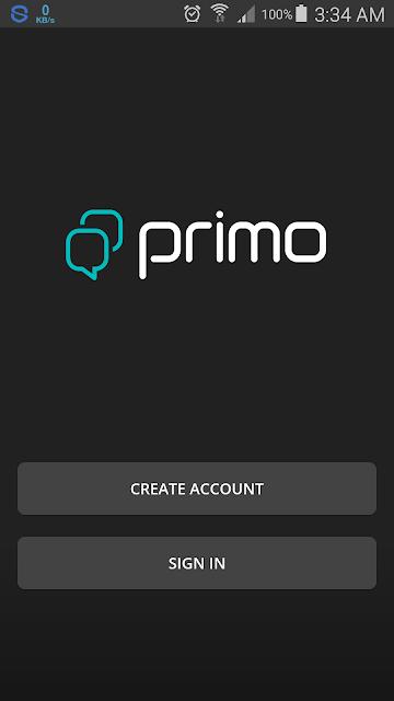 شرح برنامج Primo وهو أفضل برنامج للحصول على رقم هاتف أمريكى يعمل 100%