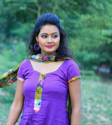 Actress Nisha Singh