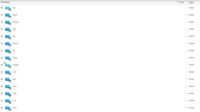 Cara Menghapus Folder Yang di Lock Pada Elementary OS