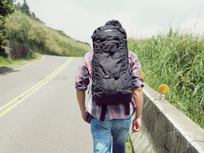Breccia ultimate travel backpack