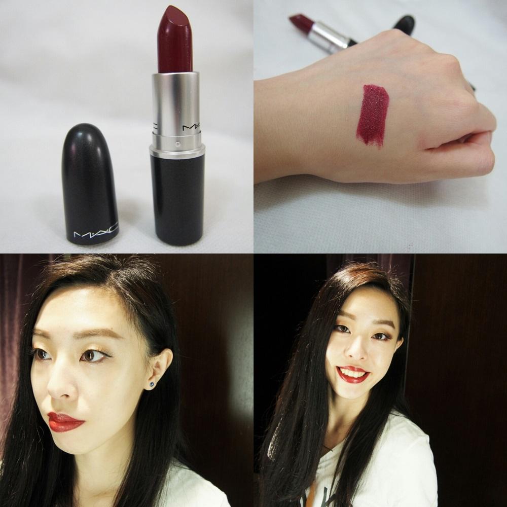 Estremamente MAC Lipstick Diva Antics | Sonia Kaya AU62