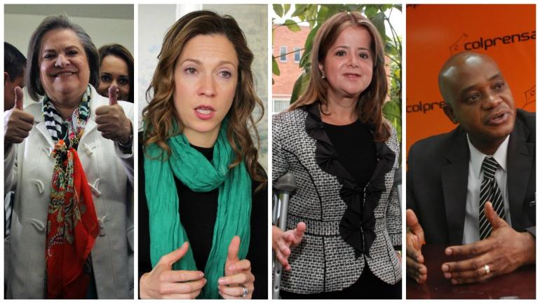"""El gabinete de """"la paz y el posconflicto"""" con sus 7 nuevos ministros"""