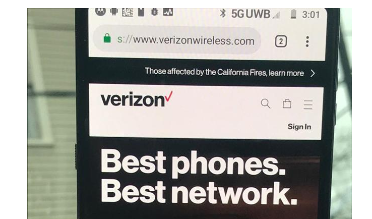 Converge! Network Digest: Verizon promises Samsung 5G phones