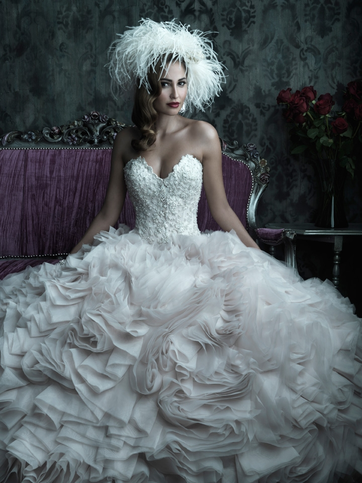 On Sought Princess Wedding Ball Gown Corset | fashionable wedding gowns