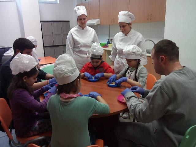Δράσεις μαγειρικής για τα παιδιά των ΚΔΑΠ και ΚΔΑΠΜΕΑ του Δήμου Λαρισαίων