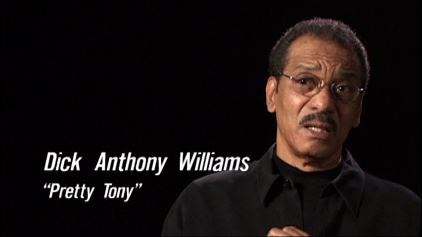 Dick anthony williams role in steam new