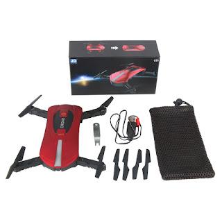 Spesifikasi Drone JD-18 dan JY-18 - OmahDrones