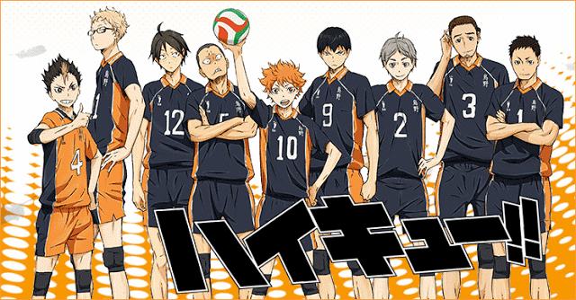 Haikyuu Season 2 BD Subtitle Indonesia