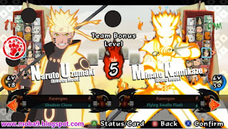 Download naruto ninja strom 4 for android