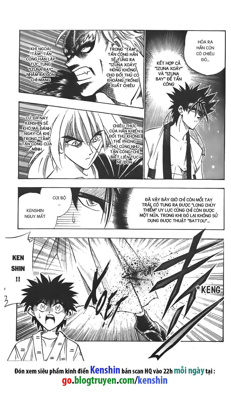 Rurouni Kenshin chap 43 trang 8
