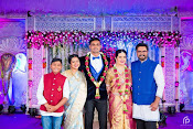 Sarath Kumar Daughter Marriage-thumbnail-5