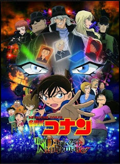 Nonton Detective Conan: The Darkest Nightmare (2016) Sub Indonesia