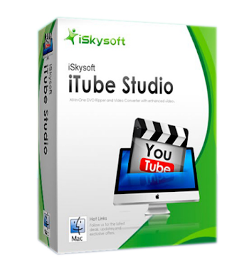[GIVEAWAY] iSkysoft iTube Studio [WINDOWS]