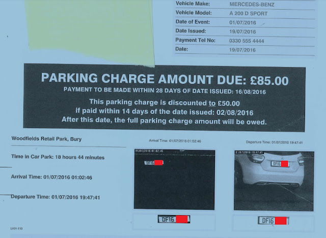 Proof That Anpr Cameras In Car Parks Don T Work