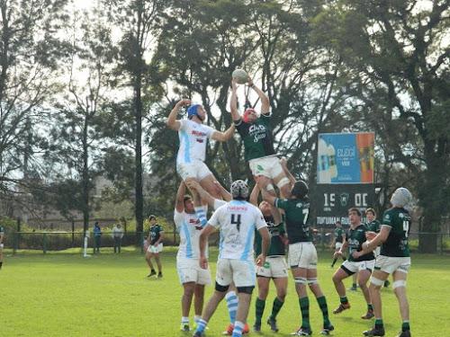 Gimnasia cayó ante Tucumán Rugby
