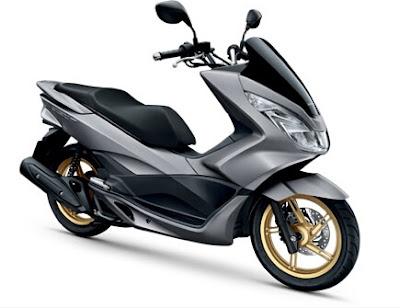 Motor Honda PCX 150 baru