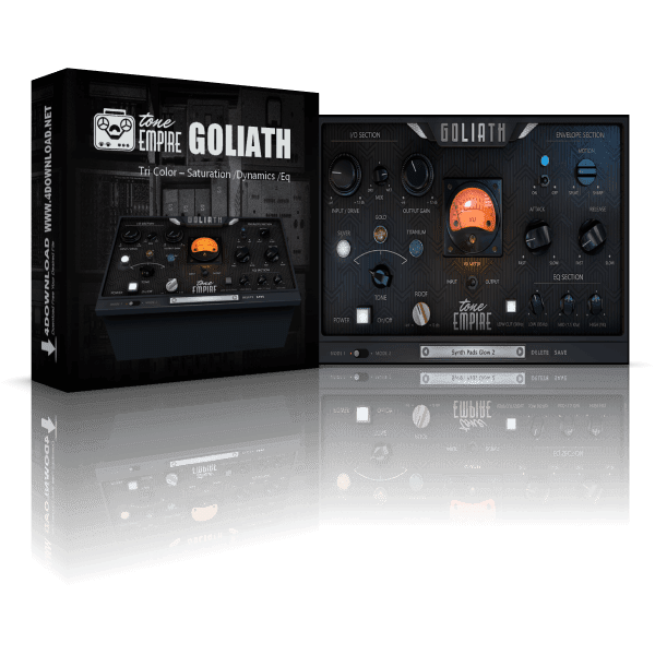 Tone Empire - Goliath v1.1.0 Full version