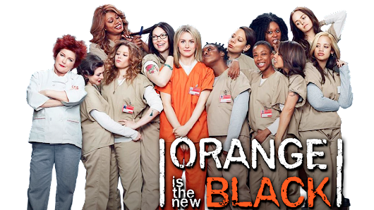 Series #3 Orange Is The New Black!