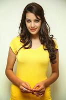 HeyAndhra Deeksha Panth Glam Stills in Yellow HeyAndhra.com