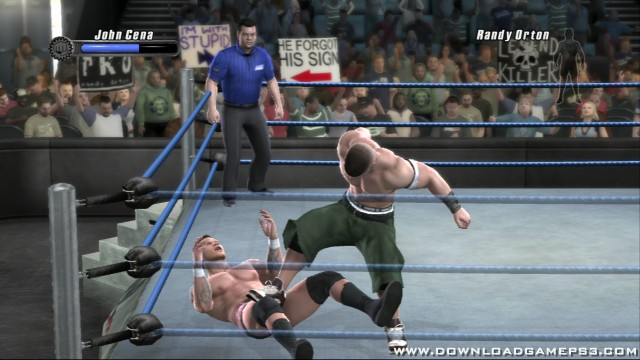 WWE SmackDown vs. RAW 2008 Cheats for Xbox 360