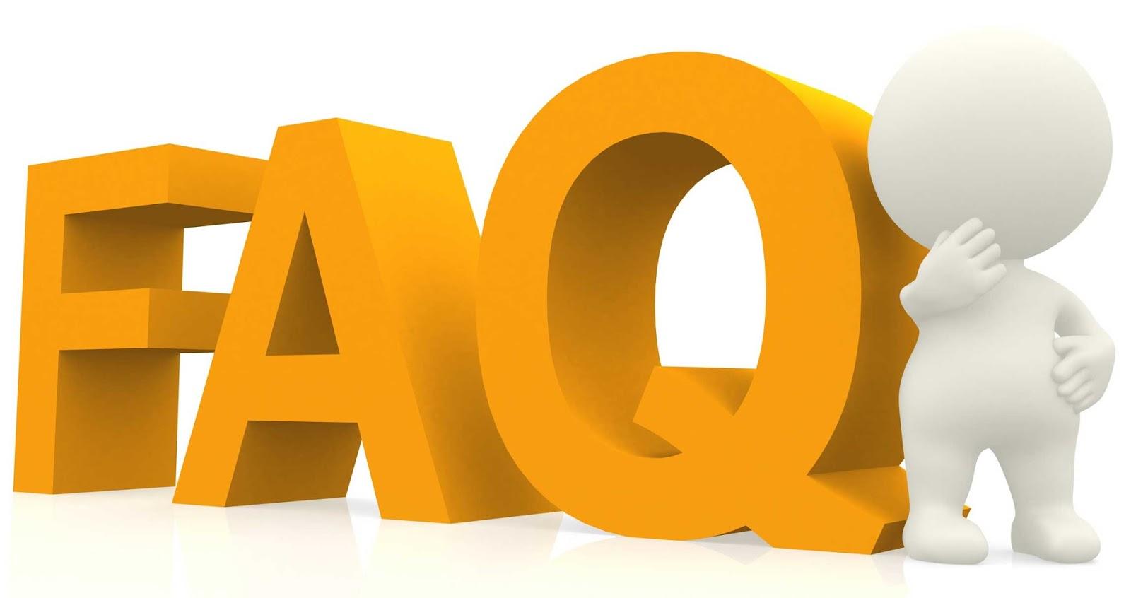 risposte alle domande sul sito di incontri