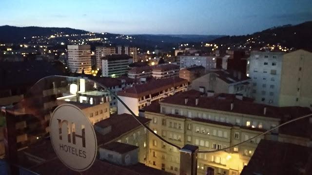 Terraza Ourense NH Hoteles