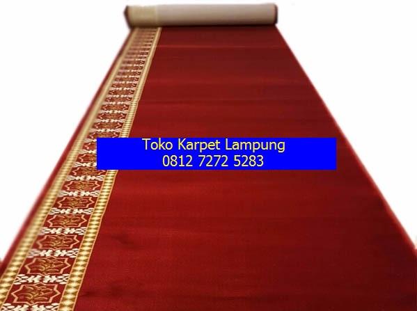 Toko Karpet Masjid di Bandar Lampung 08127999060 TELEPON