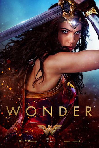 Wonder Woman 2017 Official Trailer